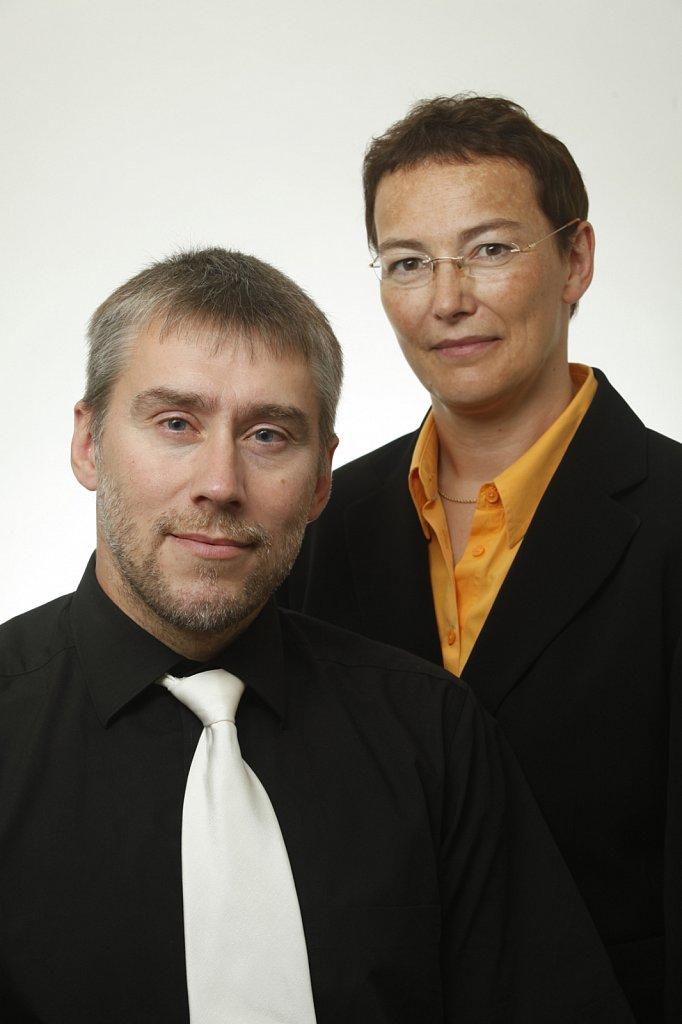 Frank Datko und Petra Datko